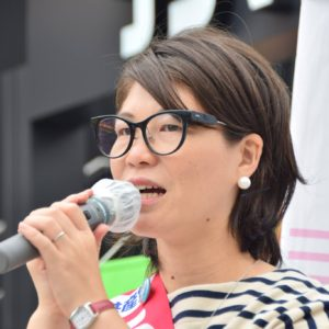 「絶対に勝ち抜き、新しい社会を切りひらこう」神奈川選挙区の情勢