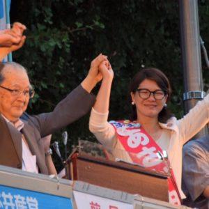 「絶対勝ちたい。最後の最後までご支援を」7月6日のあさか由香